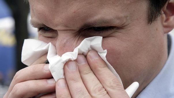 irritation respiratoire