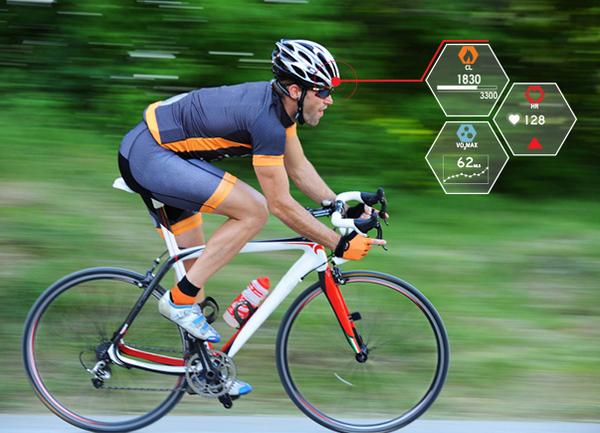 vélo rythme cardiaque